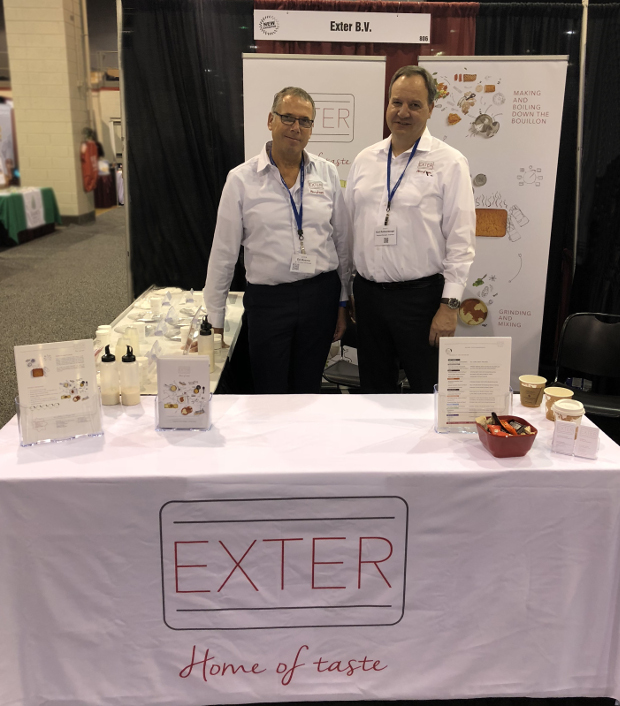 Exter International Food Trade IFT Chicago 2018