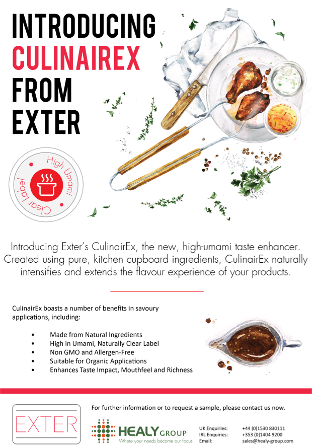 Healy Group presents Culinairex Newsletter