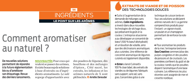 Process Alimentaire Exter