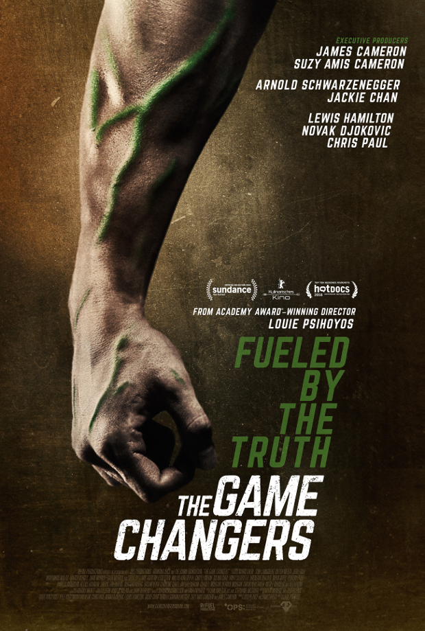 Gamechangers the movie